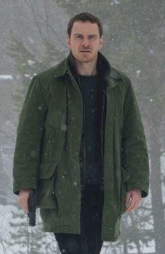 Michael Fassbender, The Snowman 2017