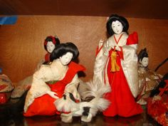japanese antique dolls