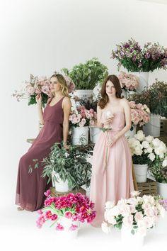 Elegant simplistic bridesmaids dresses: Bridesmaids' Dresses: Weddington Way - http://www.weddingtonway.com/ Bridesmaid's Dresses: SMP x Weddington Way - www.weddingtonway.com/style-me-pretty?utm_source=ww&utm_medium=seobanner&utm_campaign=announcement Flowers: Fifty Flowers - http://www.stylemepretty.com/portfolio/fifty-flowers   Read More on SMP: http://www.stylemepretty.com/2017/02/10/style-me-pretty-weddington-way-bridesmaids-dresses/