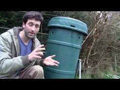 The 5 Dollar DIY Compost Tumbler - YouTube