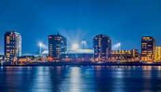 Feyenoord Stadion Rotterdam (de Kuip) van Marc van der Stelt
