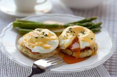 Eggs Benedict is a brunch classic that is easier to make than you might guess. Seriously, making the Hollandaise is pretty simple, and poaching the eggs is a snap.