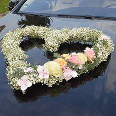 Die 69 Besten Bilder Von Autoschmuck Hochzeit Wedding Bouquets