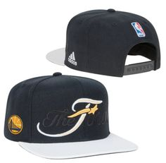 Golden State Warriors adidas 2015 Western Conference Champions adjustable Hat as worn by the players on court!