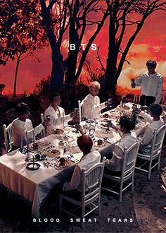 totally kafkaesque Seokjin, Hoseok, Namjoon, Taehyung, Tears Gif, Bts Blood Sweat Tears, Bts Mv, Bts Wings, Bts Beautiful