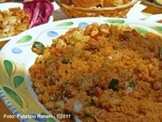 Couscous and Sicilian specialties Trapanese: Recipe - Siciliafan