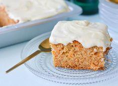 3 langpannekaker du lager av 1 kakerøre | EXTRA Vanilla Cake, Food And Drink, Pie, Cookies, Desserts, Recipe, Acupressure, Torte, Crack Crackers
