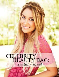 Celebrity Beauty: Lauren Conrads Makeup Routine