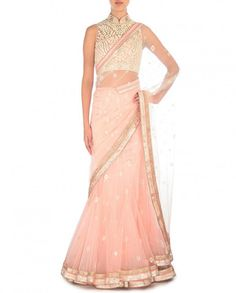 Pink colour# lehengasaree – #panachehautecouture