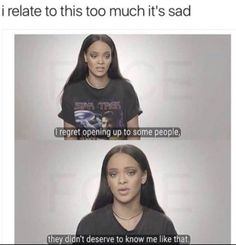 Find images and videos about quotes, true and rihanna on We Heart It - the app to get lost in what you love. Tweet Quotes, Mood Quotes, Life Quotes, Qoutes, 2017 Quotes, Talking Quotes, Real Talk Quotes, Pics With Quotes, Im Fine Quotes