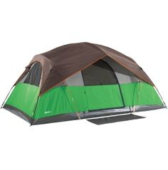 Quest Quad Pole 8 Person Dome Tent - Dicku0027s Sporting Goods  sc 1 st  Pinterest & Gander Mountain Trailhead 8 Family Dome Tent-765160 - Gander ...