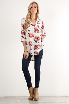 de0fdf90296 Kelly Brett Boutique - Plus Size Sensation Blouse White
