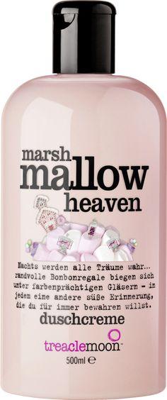 Cremedusche marsh mallow heaven