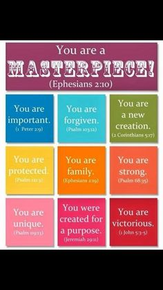 scriptural affirmations and photos | Biblical Affirmations