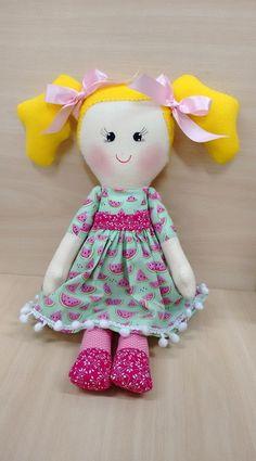 Boneca de Pano Lolita