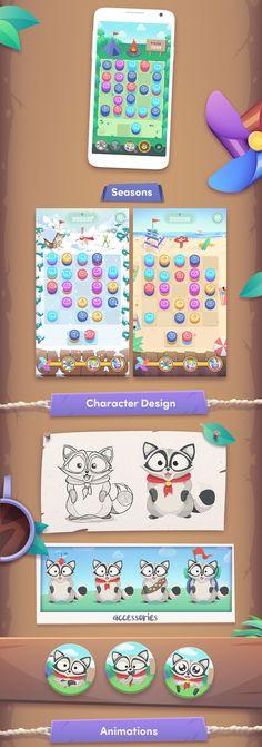 Windin Game Art on Behance