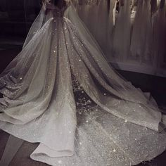 weddings weddingdresses Simply spectacular Elegant mermaid wedding dresse is part of Ball gowns wedding - Bridal Gowns Princess Wedding Dresses, Dream Wedding Dresses, Bridal Dresses, Dresses Uk, Mermaid Dresses, Sparkle Wedding Dresses, Ballgown Wedding Dress, Diamond Wedding Dress, Cathedral Wedding Dress