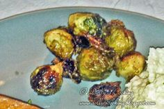 Dolly Is Cooking: Penelope Says: Roasted Brussel Sprouts