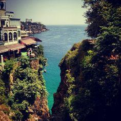 Türkiye konumunda Antalya