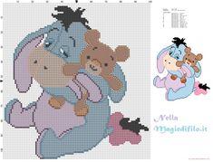 Heigh-ho with teddy bear