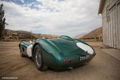 GALLERY: Behind The Scenes On Our Aston Martin DBR1 Film Shoot • Petrolicious
