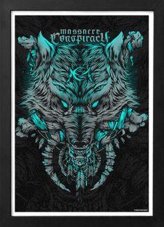Thasmoosh x Massacre Conspiracy part 02 by iqbal hakim boo, via Behance Dark Art Illustrations, Illustration Art, Crane, Samurai Artwork, Heavy Metal Art, Epic Tattoo, Japanese Artwork, Robot Concept Art, Vampires And Werewolves