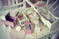 Maileg Furniture Spring Summer Collection 2014