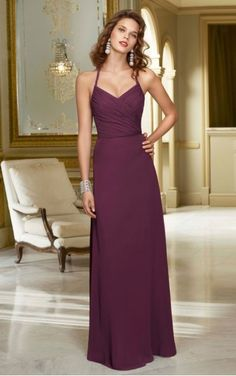 Find out the latest Chiffon Halter A-line Floor-length Dress From Dressesy. From evening dresses to prom dresses, cocktail dresses to maxi dresses and more. Shop one from thousands of dresses here.