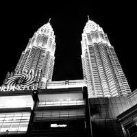 KLCC & Petronas Towers
