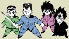 Spirit Detective Team