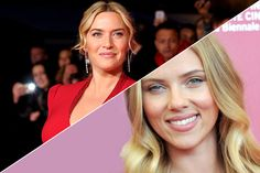 Scarlett Johansson & Kate Winslet Ditch Makeup For Art #Refinery29