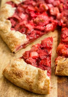 A rustic fruit tart that features the best of the season! via @davidlebovitz