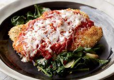 4 Healthy Chicken Recipes, including Chicken Parmesan #healthy #recipes
