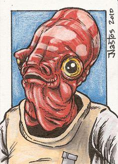 Star Wars - Ackbar: It's a trap!