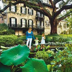 traveling to Savannah at the end of the month - suggested places to visit