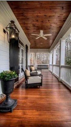 My porch