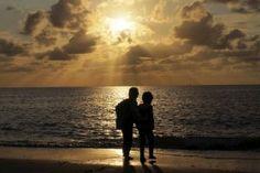 Kinderen aan het strand De Banjaard. beeld Arjan Baan