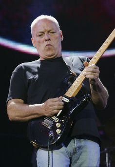 David Gilmour...Love Pink Floyd..Well, You Gotta Dig This Axe Man!!