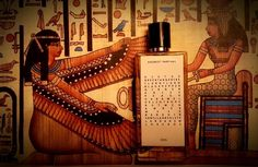 Isis by Agonist | BlueValkyrie's Perfume Pictures - Parfumo
