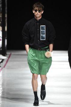 Robert Geller Spring-Summer 2017 New York Fashion Week Men's Catwalk, Menswear, Hipster, Spring Summer, New York, How To Wear, Collection, Gallery, Fashion