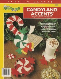 Candyland Accents 1/4