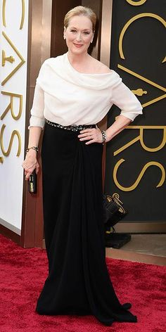 Academy Awards 2014: Meryl Streep in Lanvin
