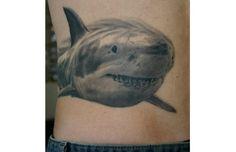25 Awesome Shark Tattoos