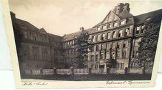 WW11 1943 Postcard Deutches Third Reich Adolph Hitler Germany Postage Stamp #2