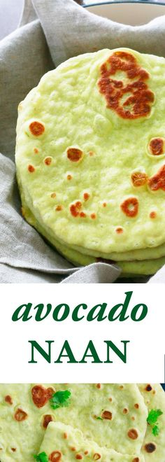 Avocado Naan - This recipes is one of the super unbelievable Avocado recipe that you ever read ~~ YOU NEED TO CLIC - Guacamole, Avocado Hummus, Avocado Toast, Keto Avocado, Avocado Egg Salad, Mashed Avocado, Best Avocado Recipes, Healthy Food Recipes, Indian Food Recipes