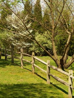 """Still Waters--Notes from a Virginia Shire: """"An April Day"""""""