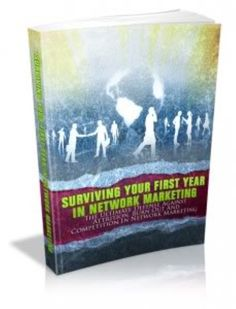 Free MRR eBook – Surviving Your First Year in Network Marketing Marketing Words, Marketing Plan, Business Marketing, Internet Marketing, Online Business, Network Marketing Books, Time And Tide, Marketing Opportunities, First Year