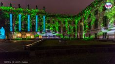 https://flic.kr/p/MgeVrh | HUMBOLDT-UNIVERSITÄT ZU BERLIN @ FESTIVAL OF LIGHTS 2016 | HUMBOLDT-UNIVERSITY BERLIN during the Festival of Lights 2016. #festivaloflights #fol #berlin #lights #illuminations #BMUB #zander&partner #hu #uni #mobilität