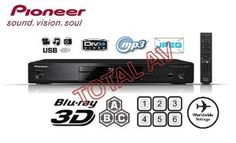 Pioneer BDP-150 Multi-Region 3D Blu-Ray Player - Multi Region for DVD Region 1-6 and Blu-Ray Region A B & C with USB - Playback DivX, DivX+HD, 3gp videos, MKV, FLV, WMA, MP3 and JPEG files from your PC and other digital devices + Free JetFlash 4GB USB 2.0 Flash Drive + Gold plated HDMI Cable  has been published on  http://flat-screen-television.co.uk/tvs-audio-video/portable-dvd-players/pioneer-bdp150-multiregion-3d-bluray-player-multi-region-for-dvd-region-16-and-bluray-regi