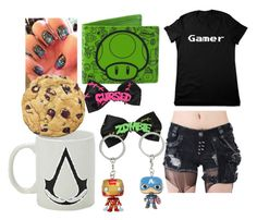 """""""Untitled #763"""" by creepypasta-music-anime-love on Polyvore"""